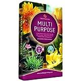 Growmore 60L Bag Of Multi Purpose Garden Potting Compost Bed Borders Baskets