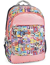 Wildcraft 37 Ltrs Pink Casual Backpack (11663-Pink)