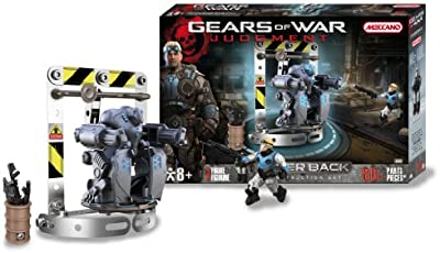 Meccano - Juego de construcción para niños Gears Of War (854450)