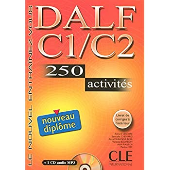 Nouveau DALF C1/C2 (1CD audio)