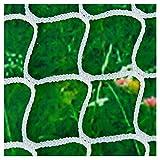 Calcio Reti,Rete Protettiva Rete a Fune Corda Net di Goal Rete de Campo da Basket Football Palla Porta da Calcio Golf Barriera Sportiva Rete di Ricambio Stadio,per All'Aperto Corso di Golf Stadium