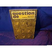 Question de n° 17