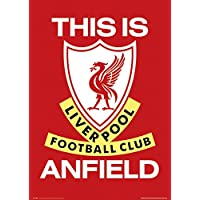 Grupo Erik Editores GB eye LTD, Liverpool, This is Anfield, Maxi Poster, 61 x 91,5 cm