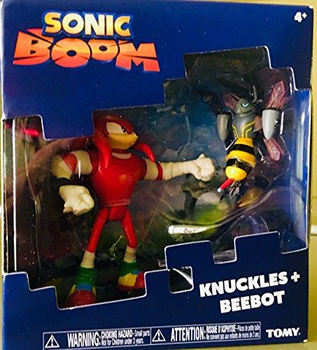Sonic Boom 3Zoll Sonic und Amy Articulated Figur (Designs können variieren) Sonic Figuren Amy