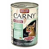 Animonda | Animonda Cat Dose Carny Kitten Rind & Huhn & Kaninchen 400g | 6 x 400 g