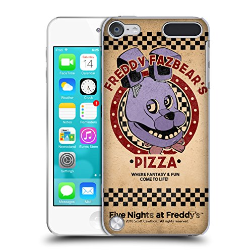 Official Five Nights At Freddy's Bonnie Freddy Fazbear's Pizza Hard Back Case for Touch 5th Gen / Touch 6th Gen