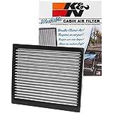 K&N Filters VF2037 Filtro, aire habitáculo
