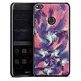 Huawei P8 Lite 2017 Hülle Schutz Hard Case Cover Farben