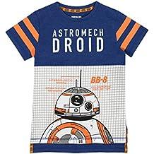 Star Wars Camiseta Para Niño BB8