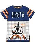 Star Wars Jungen BB8 T-Shirt 134