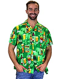 Amazon.es: Fiesta - Camisas / Camisetas, polos y camisas: Ropa