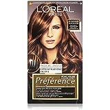 L'Oréal Préférence - Mechas sublimes para castaño oscuro - Incluye cepillo maestro Escova - 1 pack