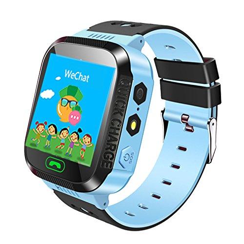 Fundación Remo De este modo  Jslai Reloj Localizador Niños GPS SmartWatch con Camara Reloj Flash luz,  SOS, nocturna pantalla táctil, Anti - Lost… archivo - Dron de Drones