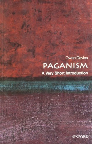 Paganism: A Very Short Introduction by Davies, Owen (2011) Paperback