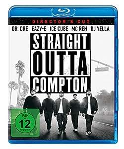 Straight Outta Compton [Blu-ray] [Director's Cut]