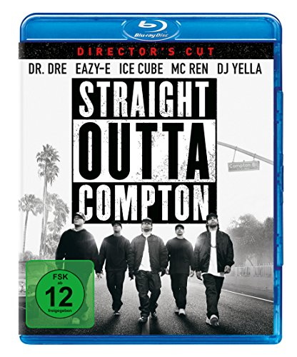 1995 Plakat (Straight Outta Compton [Blu-ray] [Director's Cut])