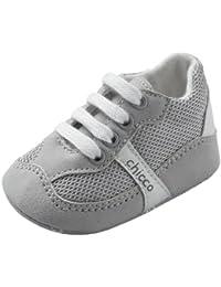 Chicco - Zapatos, color gris [talla: 18]