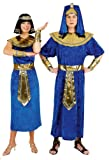 Orlob Ägypterin Damen Kostüm als Pharaonin zu Karneval Fasching Gr.44