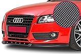 CSR-Automotive Cupspoilerlippe Spoilerschwert mit ABE Carbon Look CSL010-C