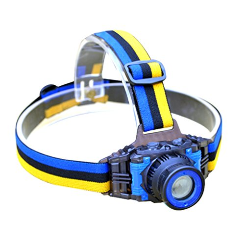 51TeCP%2BW 8L. SS500  - YURROAD CREE Q5 LED Head Torch, Small Kids Headlamp (Included Built-in Battery,USB Charger)