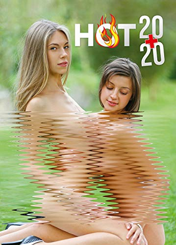 Hot Girls Calendar - Calendars 2019 - 2020 Wall Calendar - Sexy Calendar - Hot Twenties Poster Calendar by Presco Group