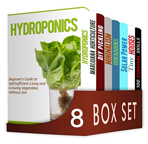 self-sufficient-living-8-in-1-box-set-hydroponics-marijuana-horticulture-diy-pickling-minimalism-qui