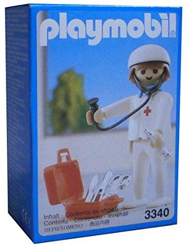 Playmobil 3340 - Notarzt