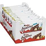 KINDER BUENO 2 BARRITAS 43 GR - CAJA DE 30 UDS