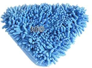 Corail Housse en bleu de Aqua Laser/Microfibre Chiffon de sol pour appareils Premium et or