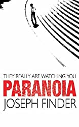 Paranoia by Joseph Finder (2005-03-17)