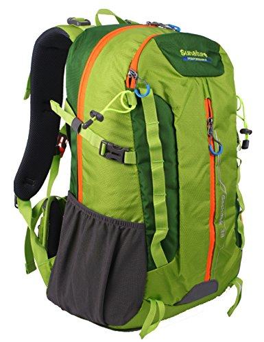 Belvie 9650 Wanderrucksäcke Trekkingrucksäcke 40l grün