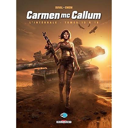 Carmen Mc Callum - Intégrale T13 à T16