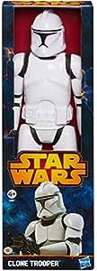 Star Wars - A6485E350 - Figurine - Cinéma - Clone Trooper - 30 cm - Exclusive Web