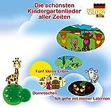 Die schönsten Kindergartenlieder aller Zeiten auf einer CD für große und kleine Kinder