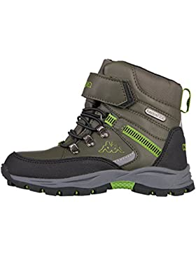 Kappa Unisex-Kinder Rookie Tex Teens Combat Boots