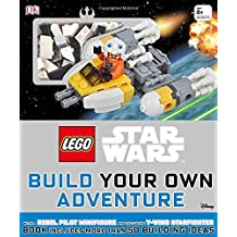 LEGO Star Wars Build Your Own Adventure by DK (2016-08-01)