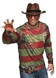 Boland Camiseta fotorealistica Freddy Krueger Pesadilla