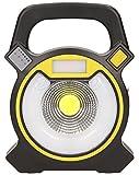 Unbekannt 5W LED Fluter Strahler Scheinwerfer Flutlicht Arbeitsleuchte mit Powerbank