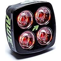 Awe® AWEBlitzTM 4LED USB della batteria posteriore di bicicletta luce 40lumen