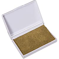 JWBOSS Ink Pad New Born Safe Handprint Record Inkless Touch Inkless Touch-Gold