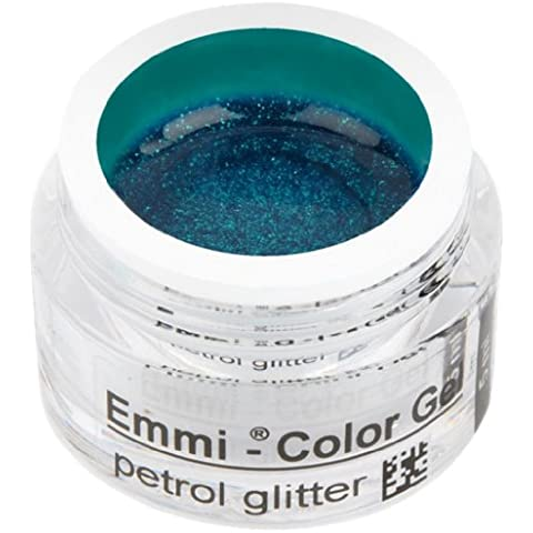 Emmi-Nail Color Gel 5 ml Gasolina Glitter