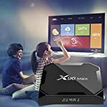 X96-Max-Android-81-TV-Box-4K-Botier-TV-4GB-RAM32GB-ROM-Clavier-Mini-Clavier-sans-Fil-AZERTY-USB-30-BASKER-Smart-TV-Box-Android-Box-avec-HDH265-4K-3D-BT4124G-5G-WiFi