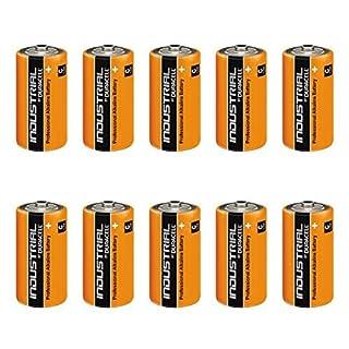 Aksans (TM 10x Duracell Industrie C Größe MN1400LR14Alkaline Batterien ersetzt Procell