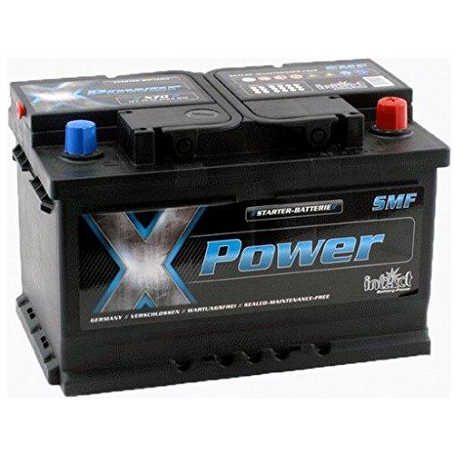 Preisvergleich Produktbild Intact Batterie X70 X-Power 12V 70Ah 570A 4250227553247
