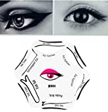 #2: JERN 6 in 1 Cat Eye Liner Stencil