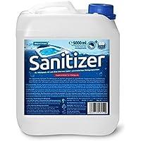 depotmed® Sanitizer para Whirlpool Desinfectante Lavado–5Litros Whirlpool Desinfectante Whirlpool Higiene
