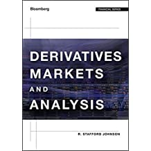 Derivatives Markets and Analysis (Bloomberg Professional)