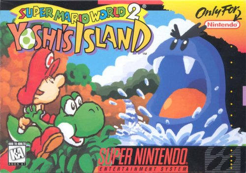 Super Mario World 2: Yoshi's Island Super Mario World 2 Snes