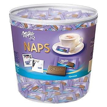 Milka Naps Alpenmilch...