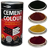Cemento Colorante polvere, colore mortaio Brick Pointing Render Concrete Bond-It
